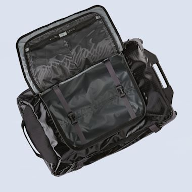 Second view of Patagonia Black Hole Wheeled Duffel 40L Black