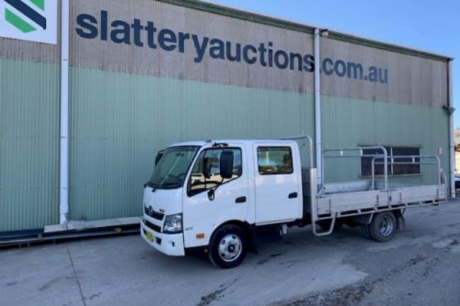 Truck, Machinery, Car & General Auctions in Sydney