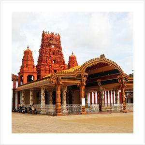 Nallur Temple Events Jaffna Srilanka