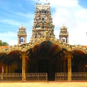 Kokuvil Manjavanapathi Temple