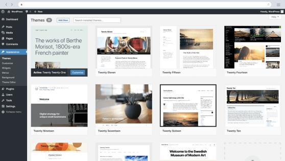 WordPress.org image