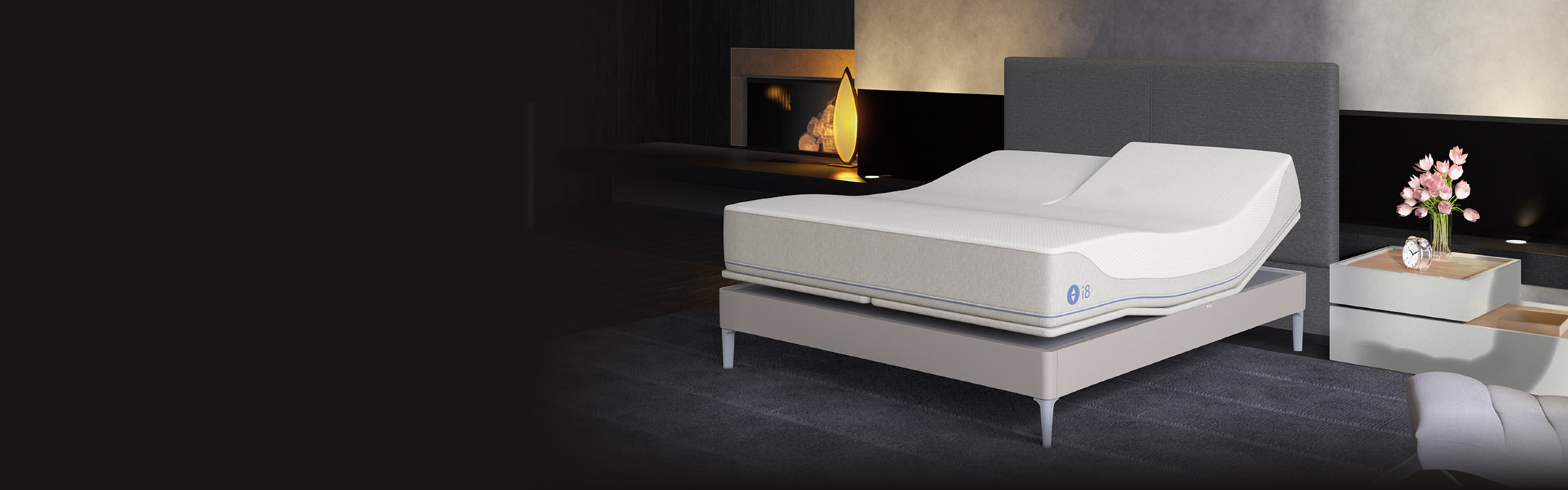 Picture of: Adjustable And Smart Beds Bedding And Pillows Sleep Number