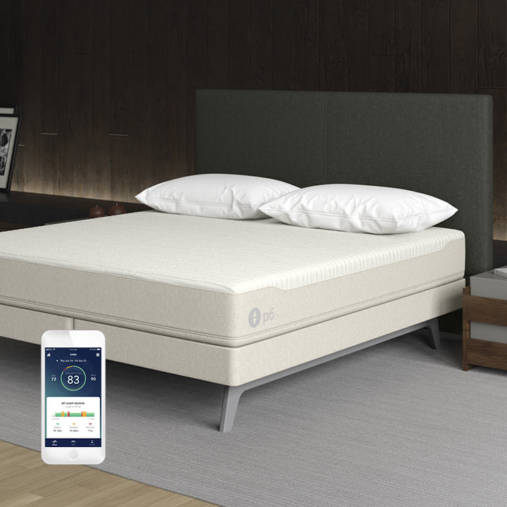 Mattresses Smart Adjustable, Smart Bed Queen Size