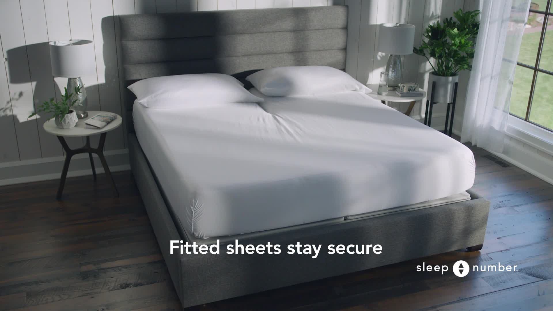Total Encasement Mattress Cover For 360 Smart Beds Sleep Number
