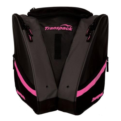 Transpack Ryggsäck Compact Pro Color: Black w Pink Electric