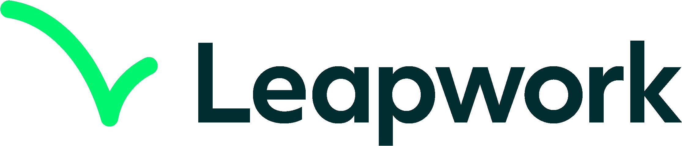 Logo of leapwork