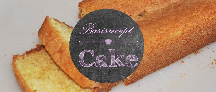 basisrecept cake