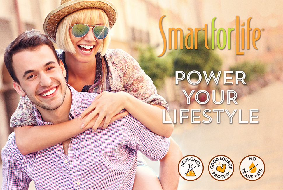 Smart for Life Low Sugar Protein Bar