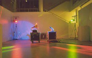 The Cosmic Phonograph - 1