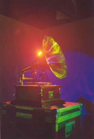 The Cosmic Phonograph - 2