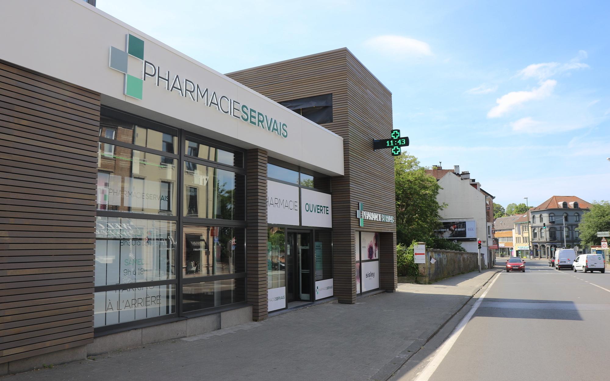 Pharmacie Servais à Uccle