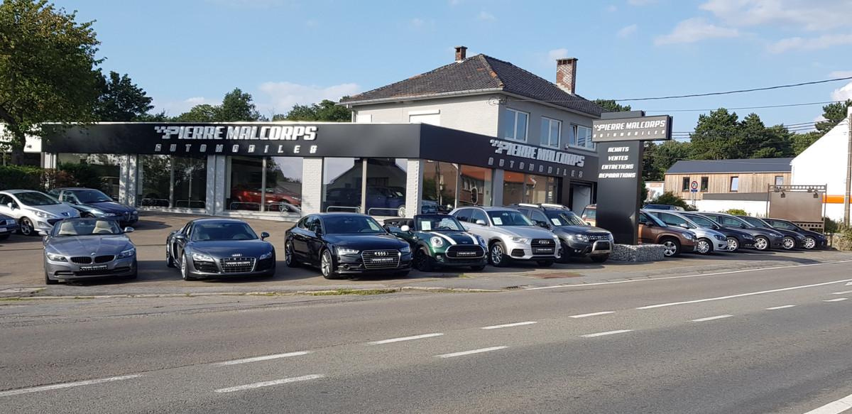 Garage Pierre Malcorps Automobiles SRL à Grez-Doiceau