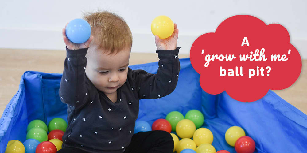 3 in 1 Activity Center: A Smart Solution for Ball Pit Balls