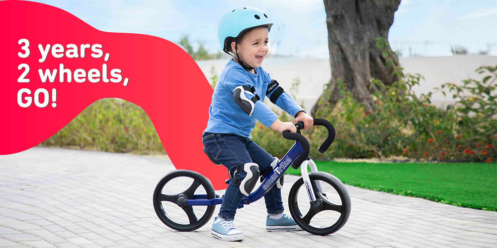 The Ultimate Guide for Getting a Bike for 3 Year Old