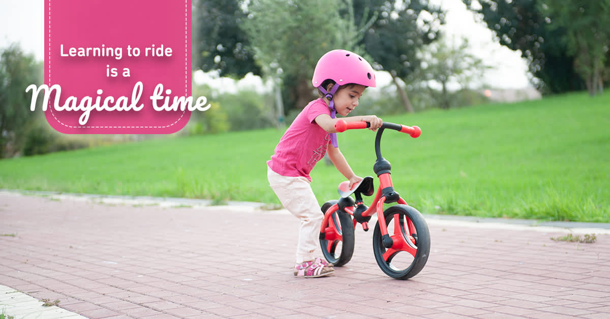 A Complete Guide to Buying a Balance Bike For a 2-Year-Old