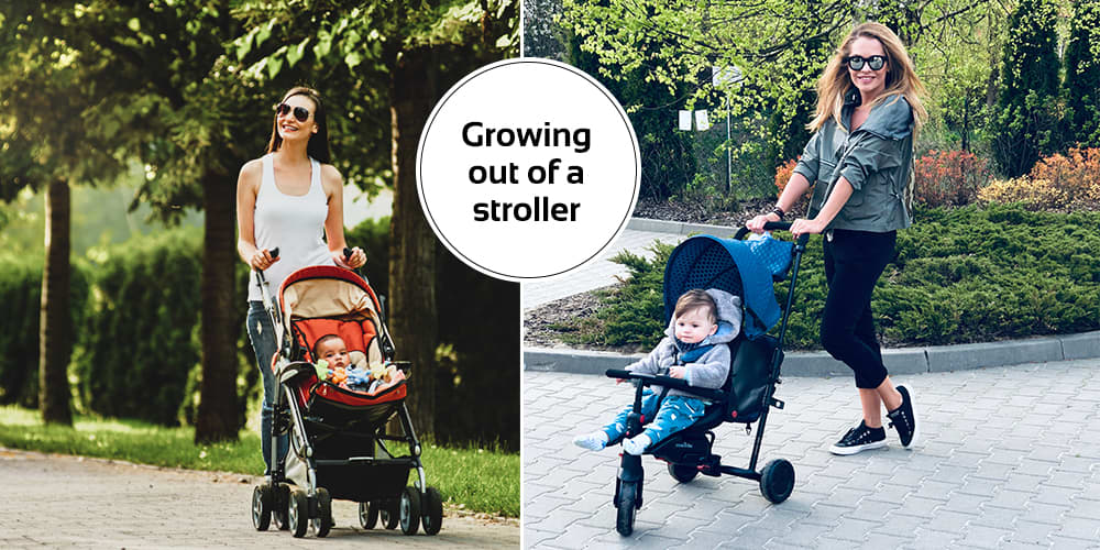 Should You Use a Stroller or a Tricycle for 1 Year Old?