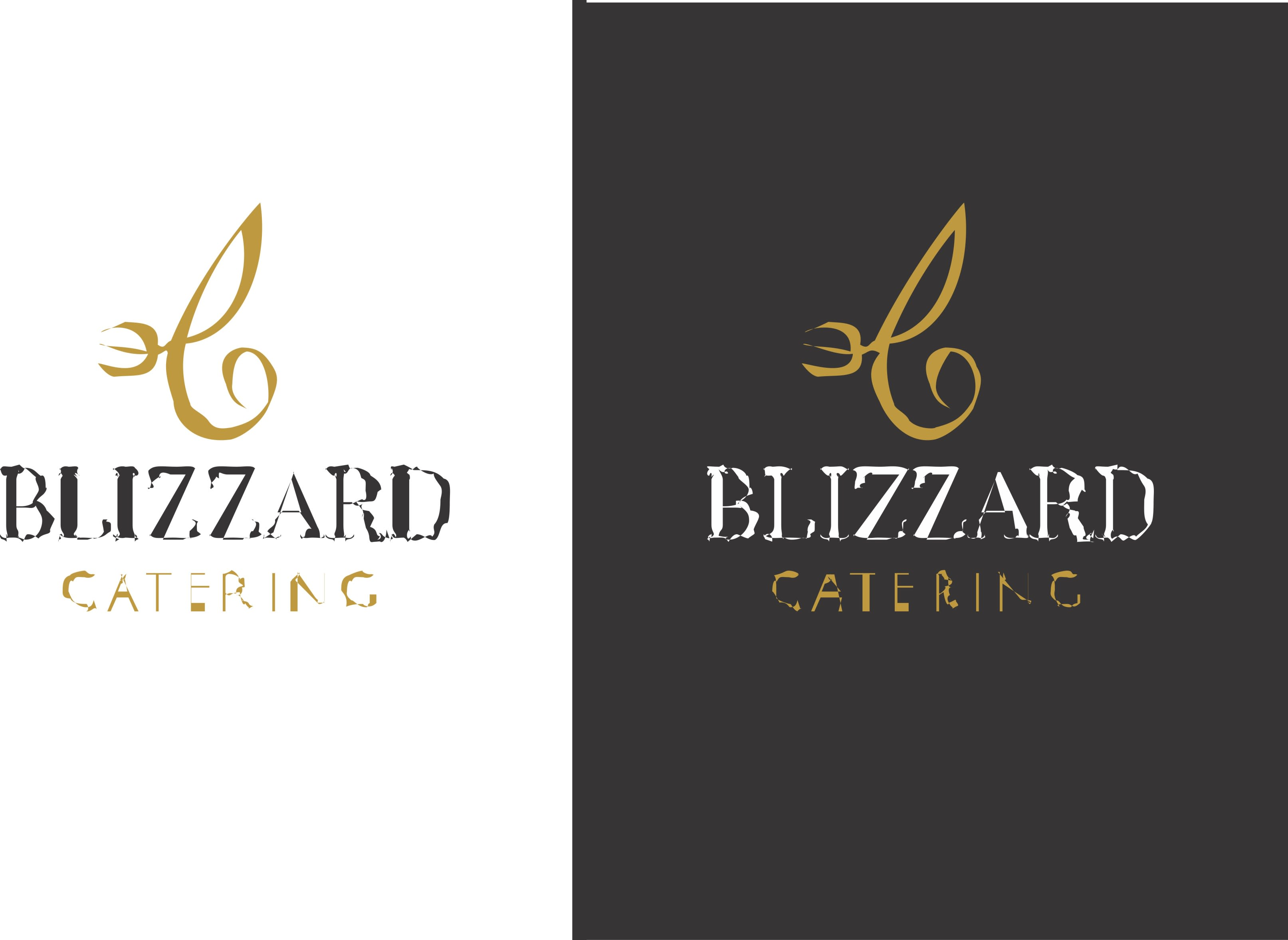 Blizzard catering