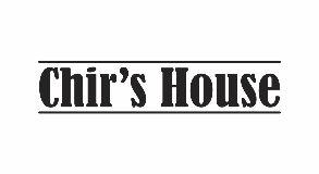 Chir's House / Չրի Տուն