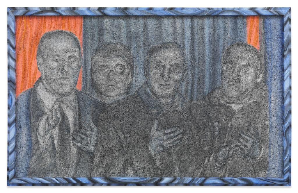 Richard Artschwager – Portraits! – London
