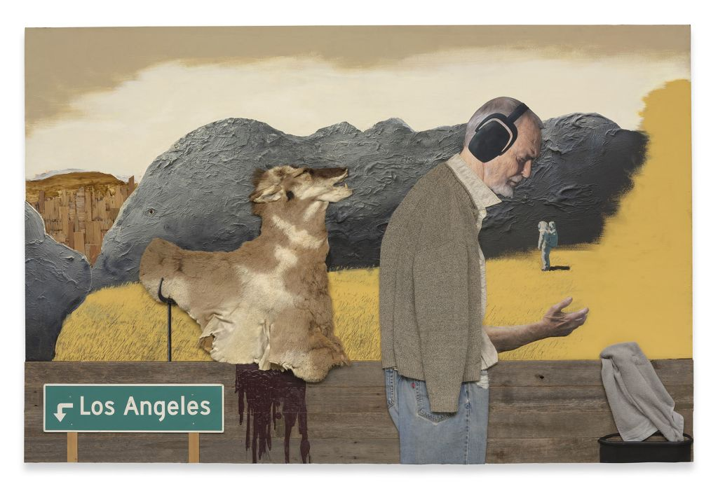 Llyn Foulkes – Old Man Blues – Los Angeles