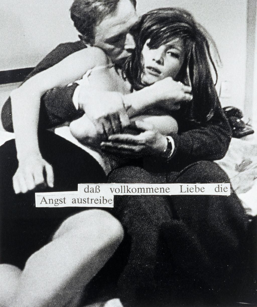 Astrid Klein – ASTRID KLEIN. DASS VOLLKOMMENE LIEBE DIE FURCHT AUSTREIBE (THAT PERFECT LOVE DRIVES OUT FEAR)