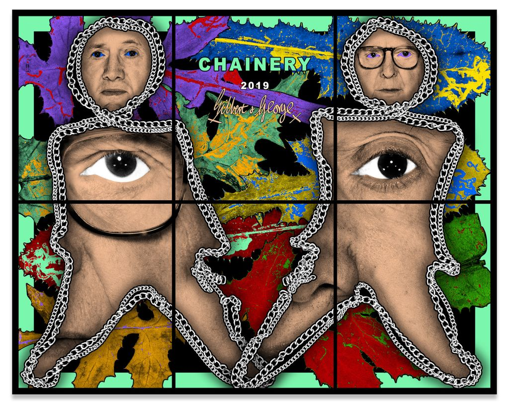 Gilbert & George – THE PARADISICAL PICTURES – Los Angeles