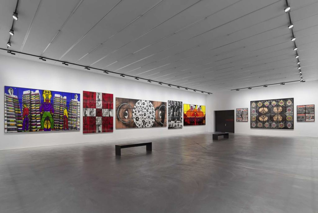 Gilbert & George – Gilbert & George: The Great Exhibition, 1971–2016