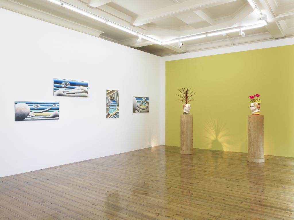 Andreas Schulze – Looking and Listening – London