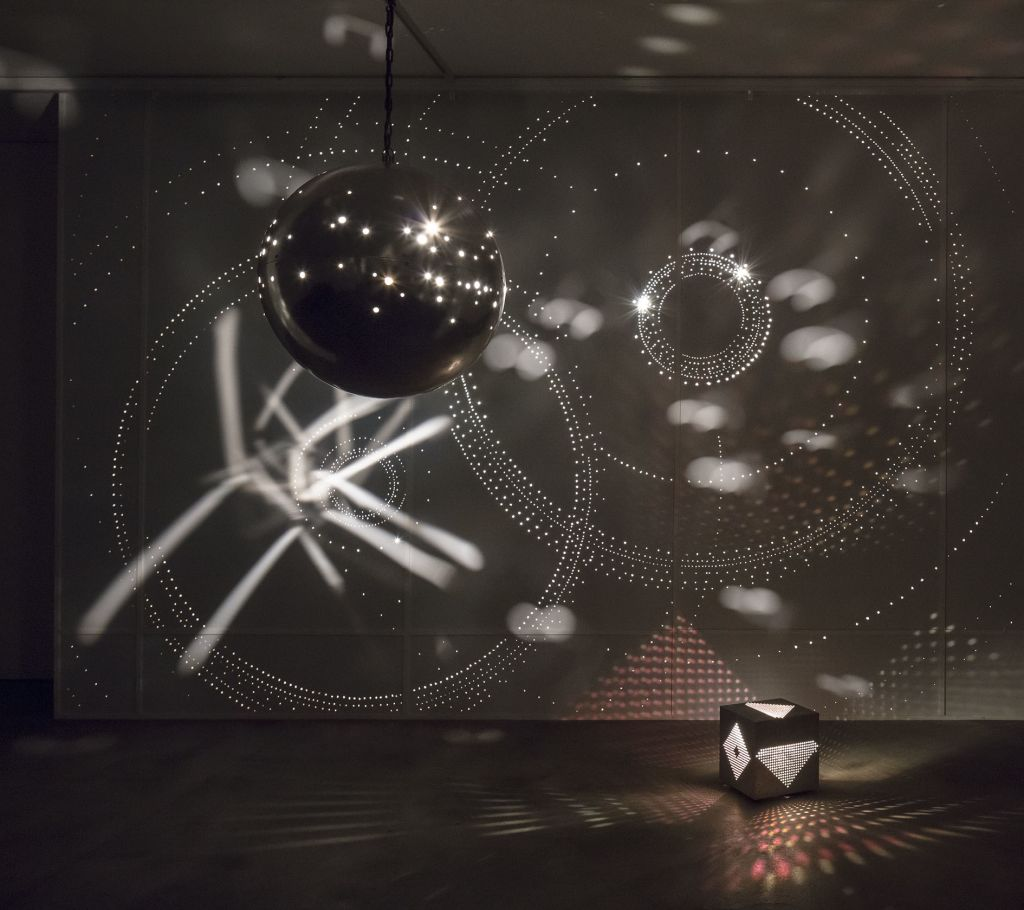 Otto Piene – Light Ballet – Berlin