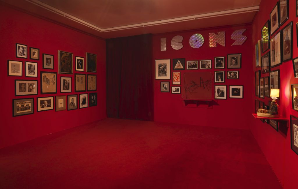 Kenneth Anger – Icons – Berlin