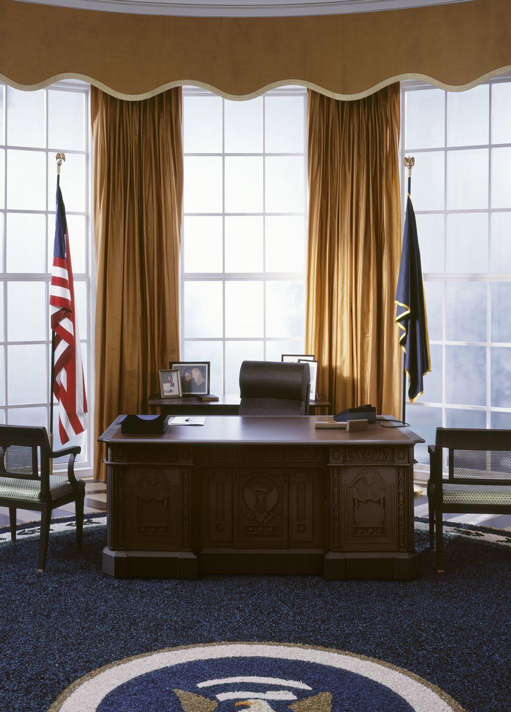 Thomas Demand – Presidency – London