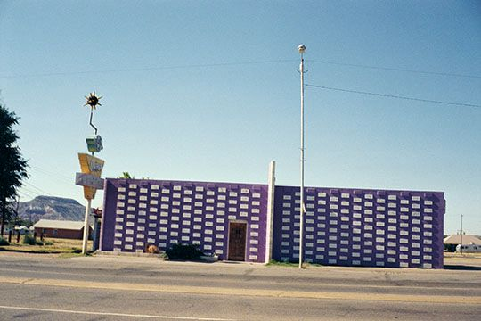 Stephen Shore – American Surfaces – Munich