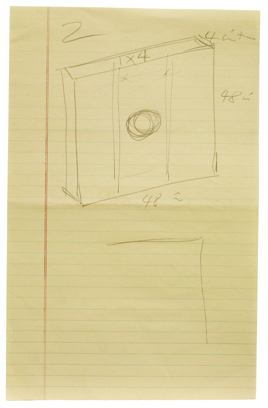 Donald Judd – Working Papers: Donald Judd Drawings, 1963 – 93 – Berlin