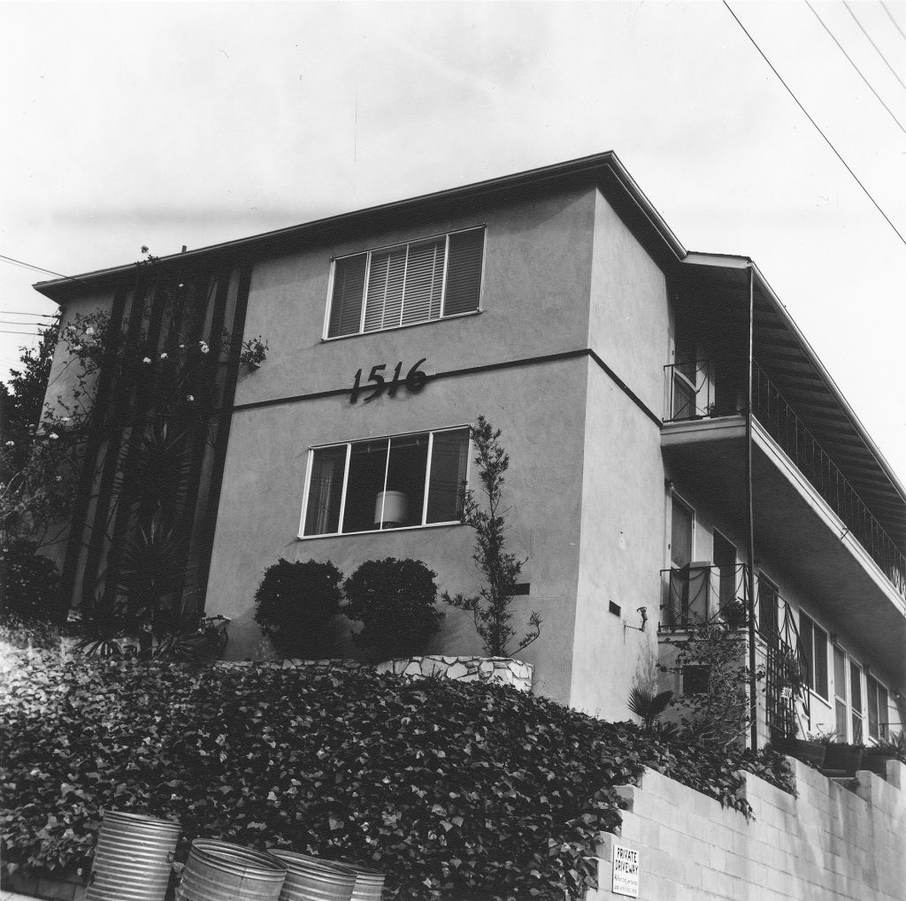 Ed Ruscha – Apartments, Parking Lots, Palm Trees and others: Films, Photographs and Drawings from 1961 to 1975 – Berlin