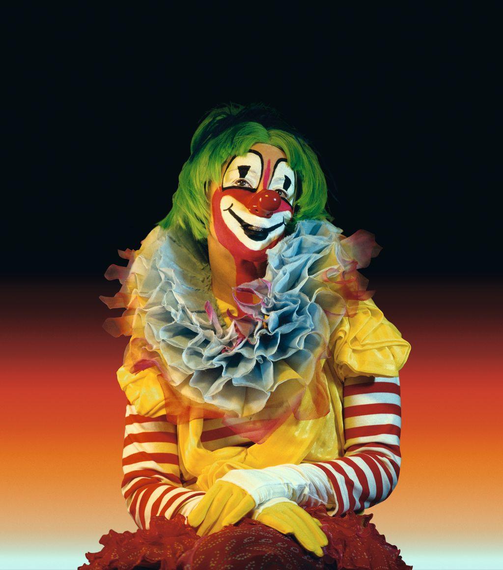 Cindy Sherman – Clowns – Munich