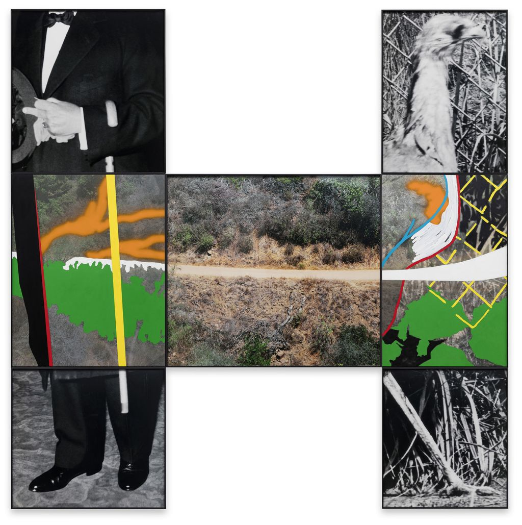 John Baldessari – Junctions and Intersections – Cologne