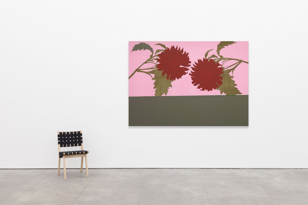 Gary Hume – Double Bloom