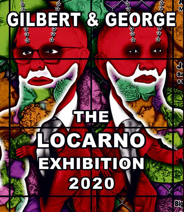 Gilbert & George – Gilbert & George. The Locarno Exhibition