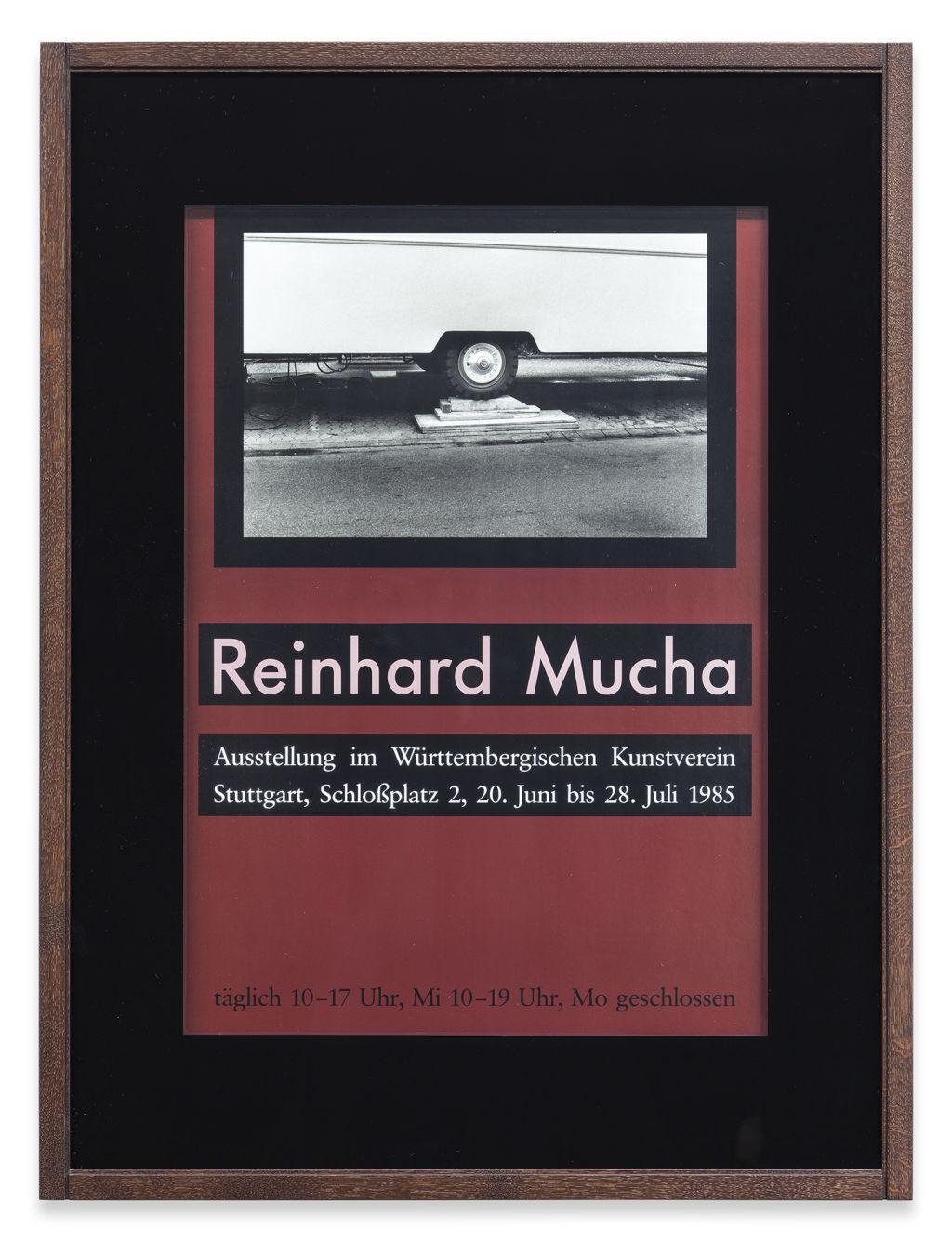 Reinhard Mucha