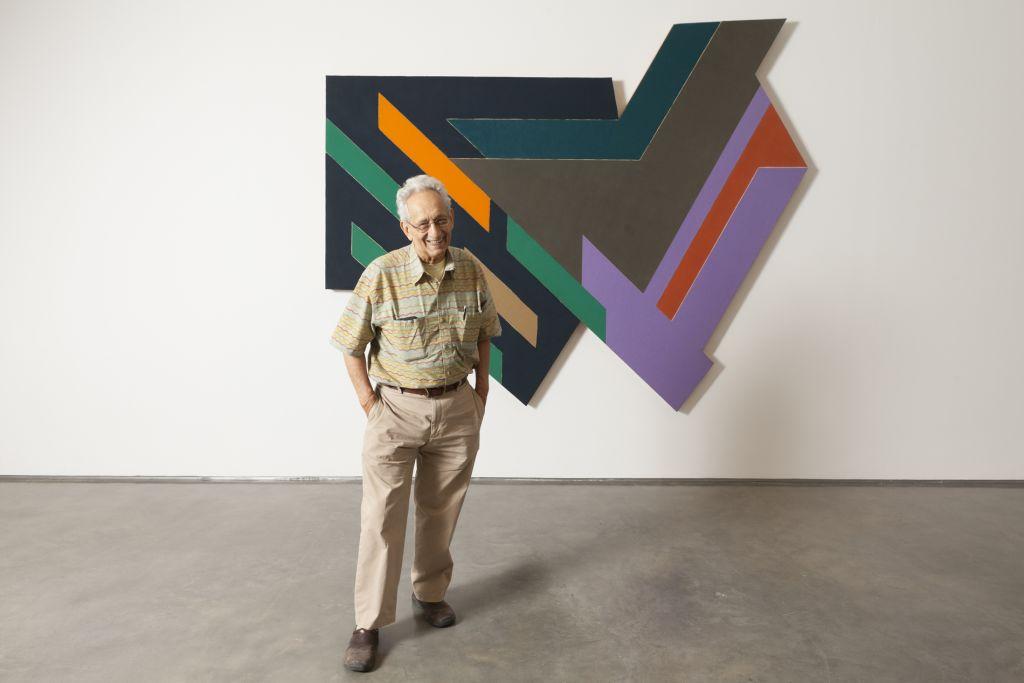 Stella – Frank Stella receives Alexej von Jawlensky Prize