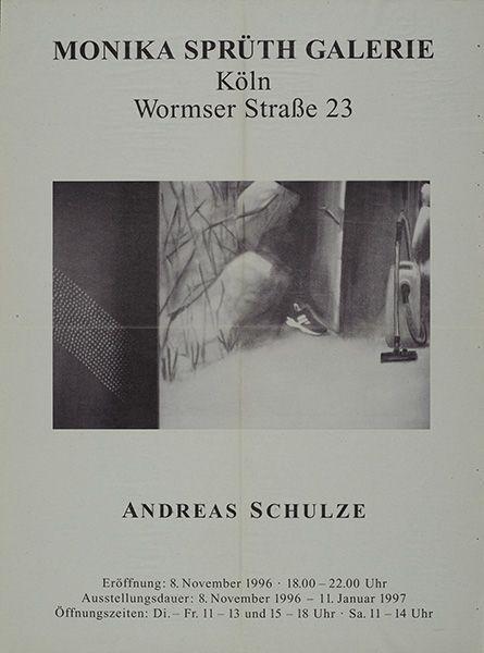 Andreas Schulze – Andreas Schulze – Cologne