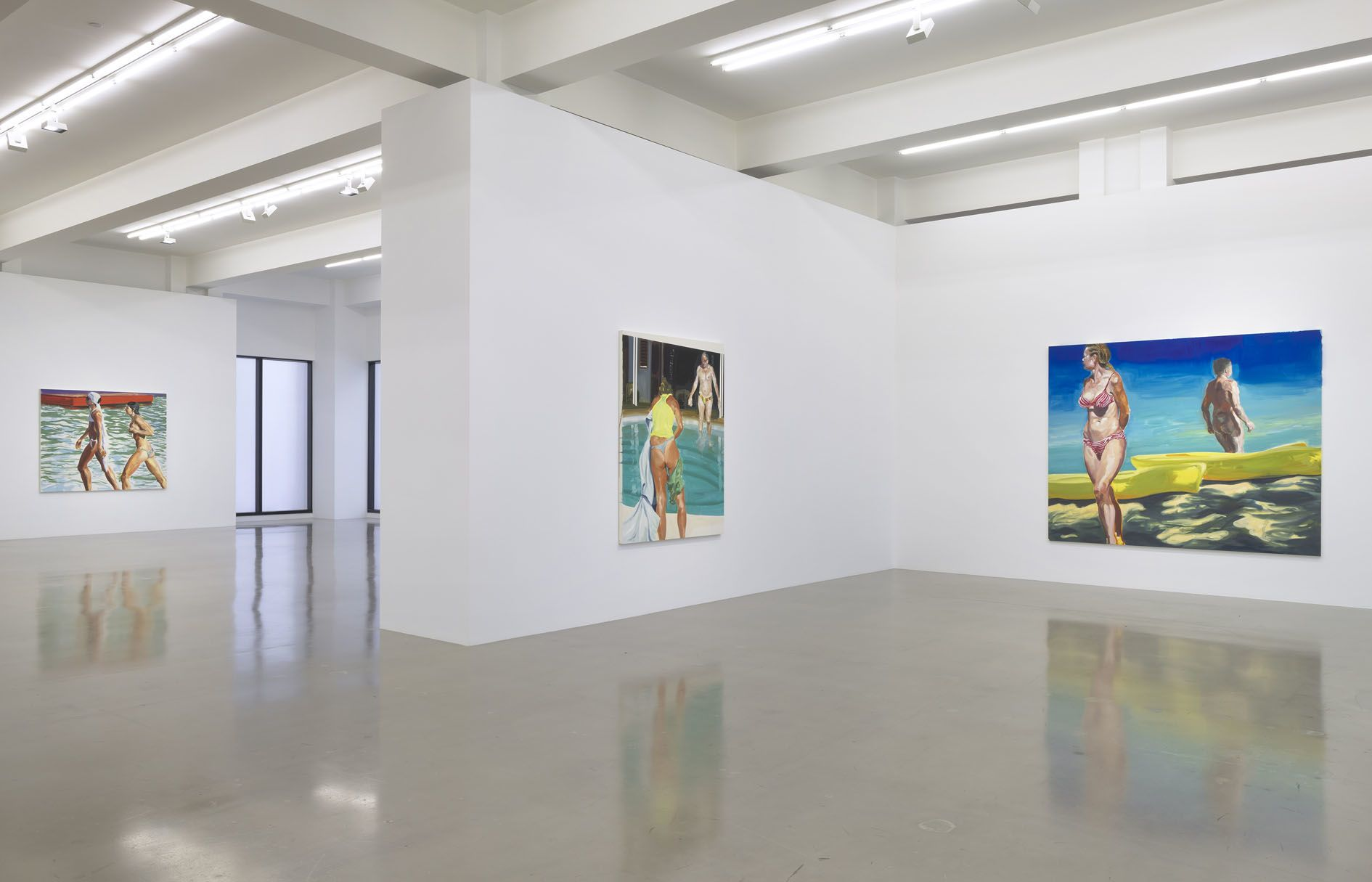 Eric Fischl – Complications From An Already Unfulfilled Life – Los Angeles