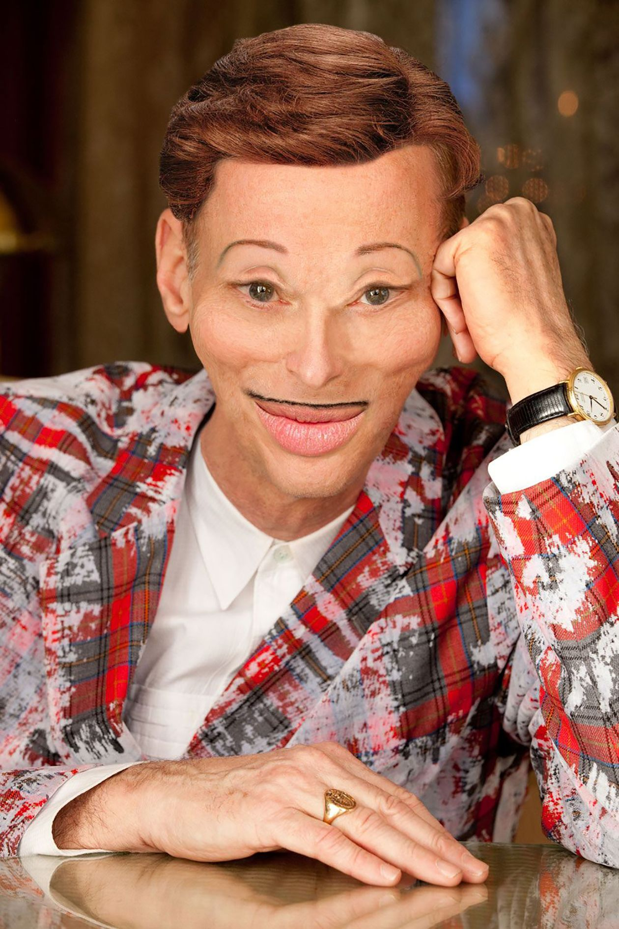 John Waters – Beverly Hills John – London