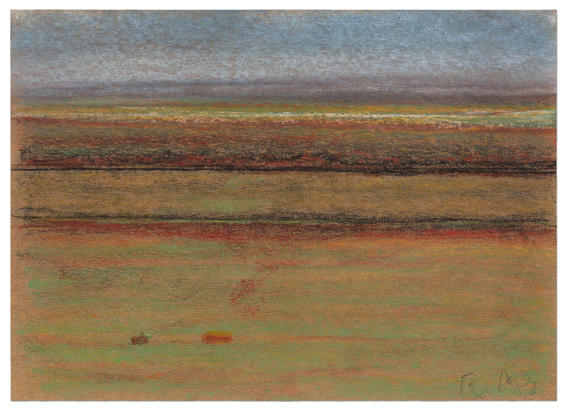 Richard Artschwager – New Mexico – Berlin