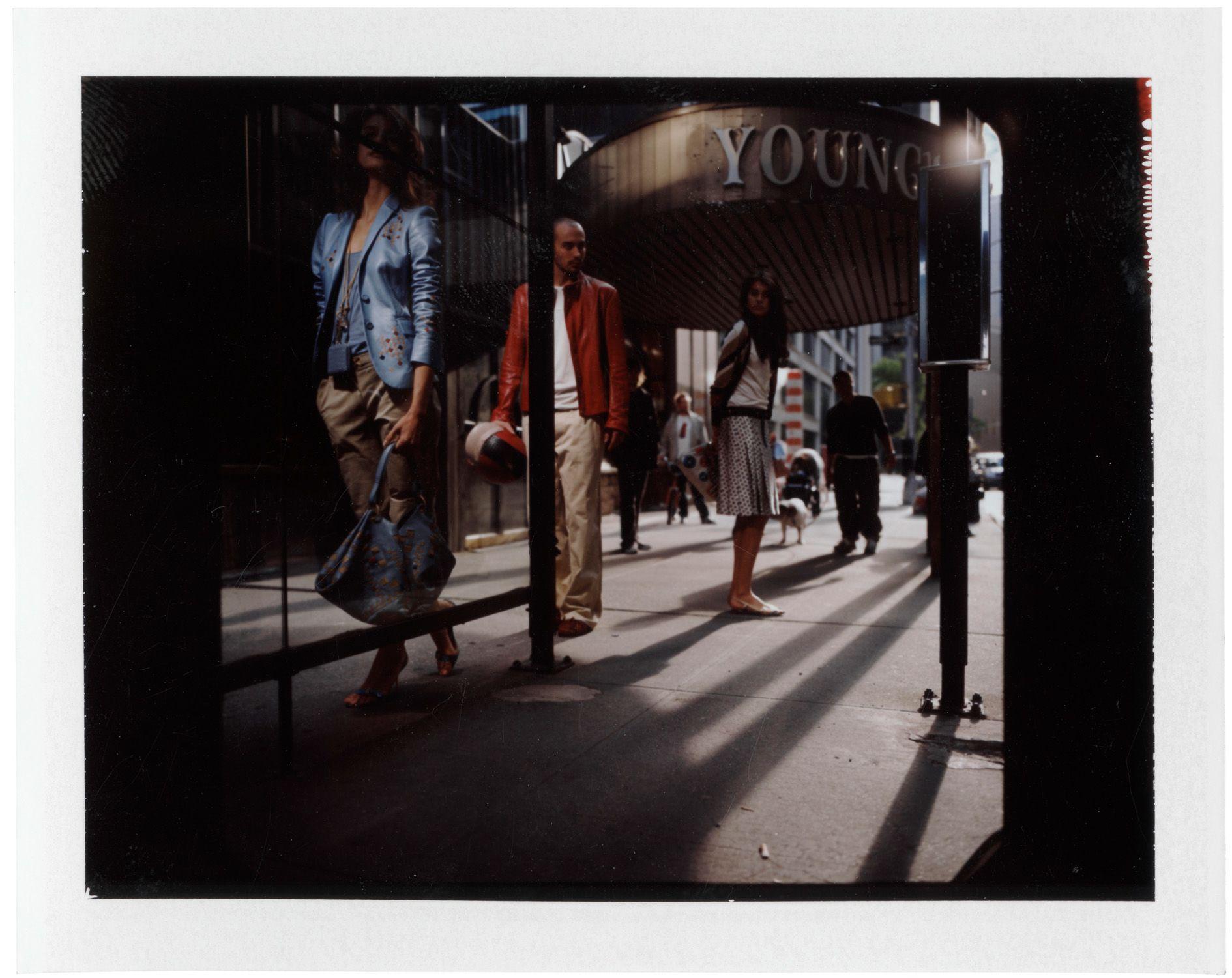 Philip-Lorca diCorcia – Roid – London