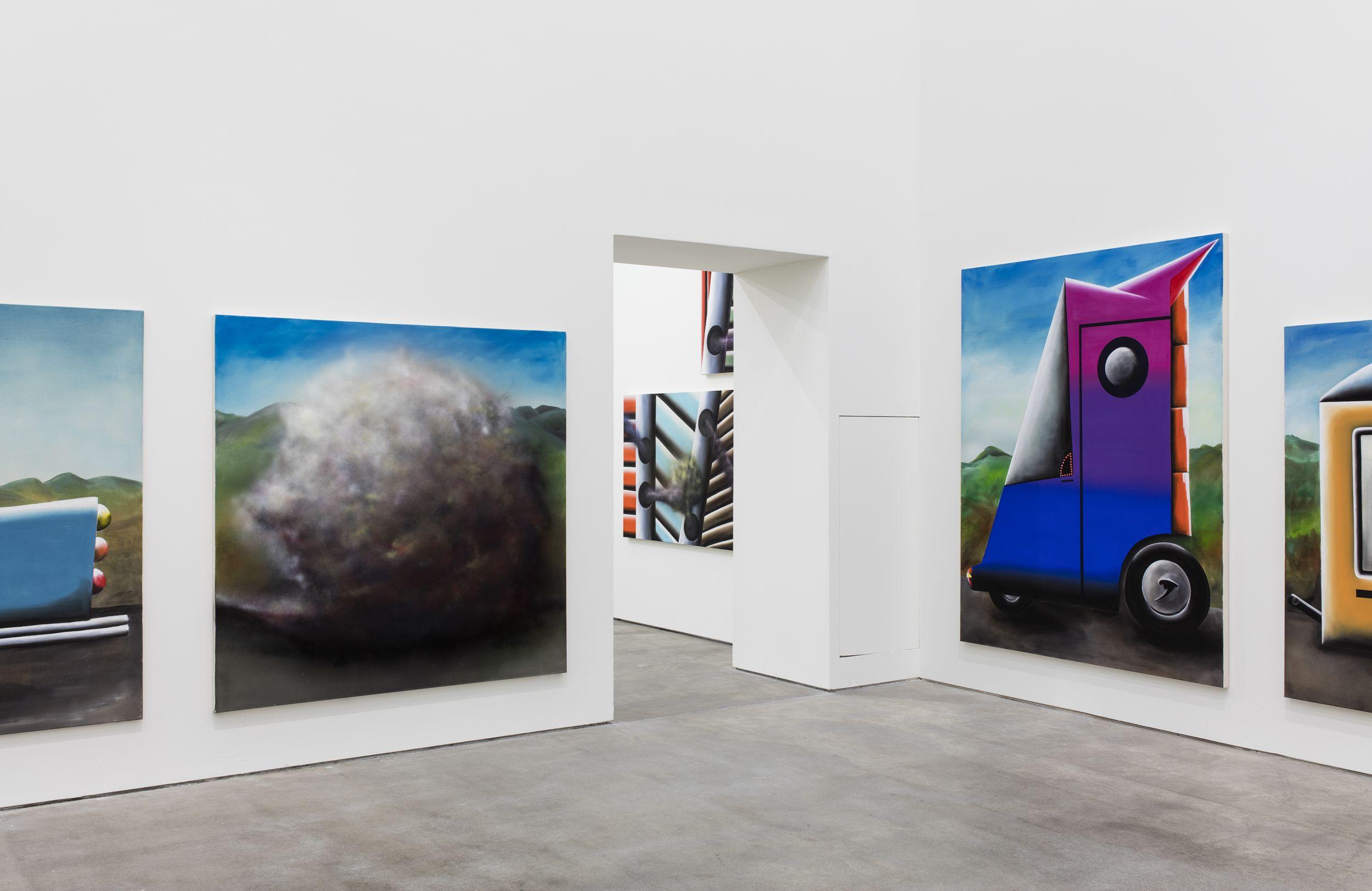 Andreas Schulze – Stau – Berlin