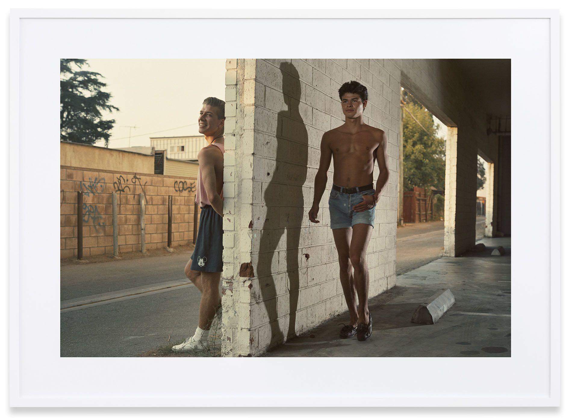 Philip-Lorca diCorcia – Hustlers – Berlin
