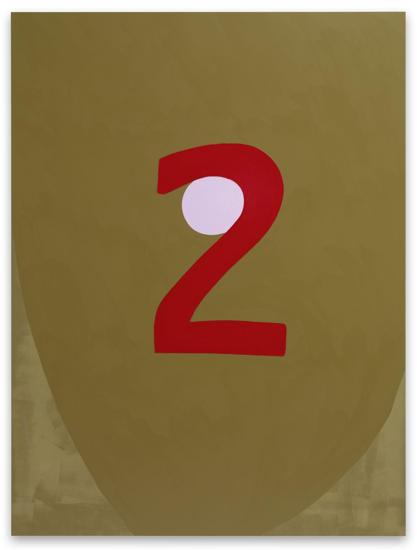 Gary Hume – 2 – Berlin