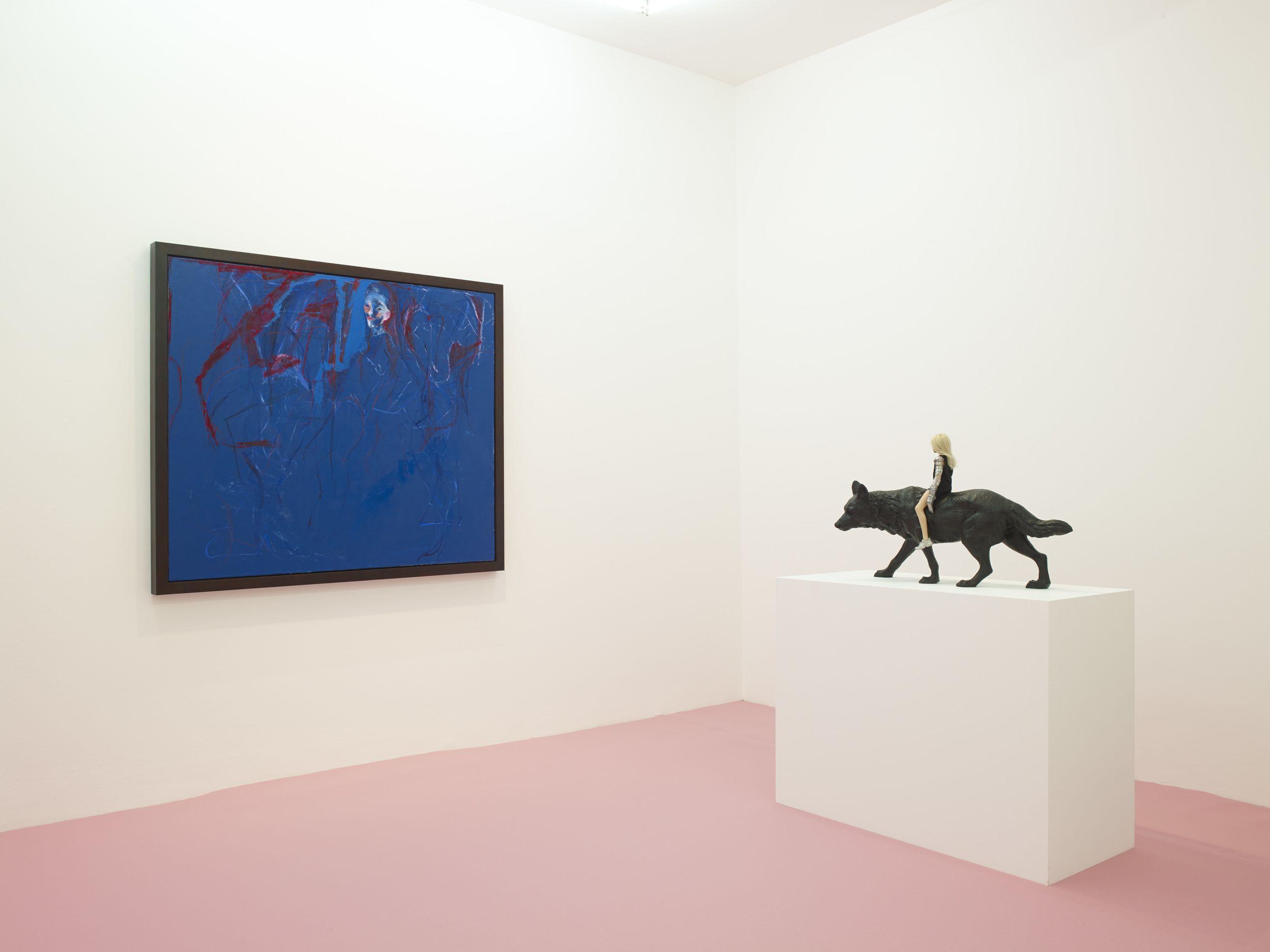 Andro Wekua – Some Pheasants in Singularity – London