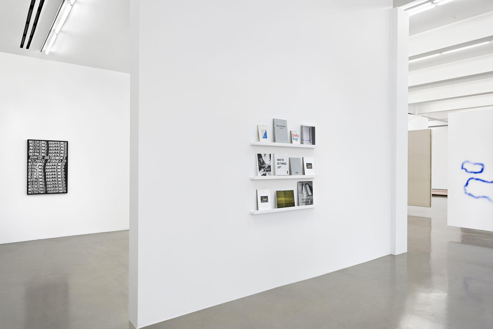 Michail Pirgelis, David Ostrowski – Nothing Happened – Los Angeles